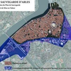 Hebdo semaine 44: Le Plan de sauvergarde &agrave Arles d'après Christian Mourizard, adjoint au maire