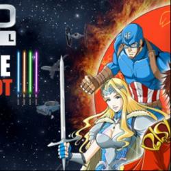 Le Herofestival expliquer en 3D