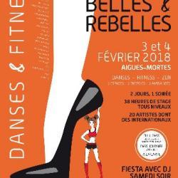 Le Festival Belles&Rebelles donne la cadence ce weekend.