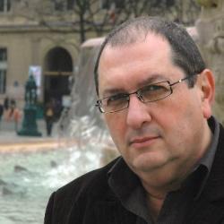 Philippe Carrese, invité du Festival Delta Noir.