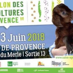 Hebdo semaine 22: 3ème du Salon des Agricultures de Provence avec Bertrand Mazel.