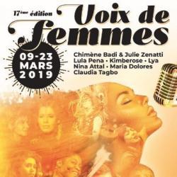 Hebdo semaine 10 : 17e EDITION DU FESTIVAL VOIX DE FEMMES
