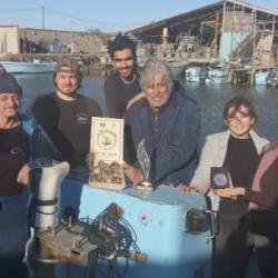 Hebdo semaine 12 : Prix National pour l'entreprise familiale Camargue Coquillages