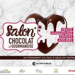 Hebdo semaine 13 : LE SALON DU CHOCOLAT ET DE LA GOURMANDISE OUVRE SES PORTES A ARLES !