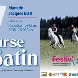 [ Hebdo semaine 22 ] La course de Satin ce weekend expliquée par Marie-Claude Roblès, présidente de