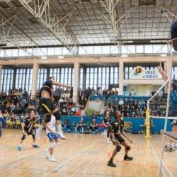 [ Hebdo semaine 39 ] : Thomas Draghici, président du Volley Ball Arlésien nous parle de son club qui