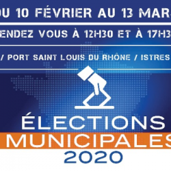 [ ELECTIONS MUNICIPALES 2020 - ISTRES ]  ROSE CRIADO, CANDIDAT RN, AU MICRO D' ANNE LAURE MAURIE