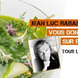 Recette de Jean Luc Rabanel de ce Lundi 19 Avril.